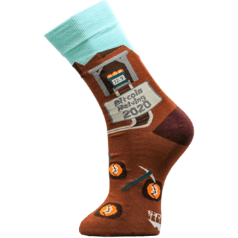 Image of The Halving sock