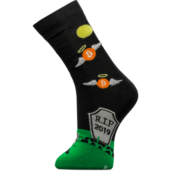 Image of Death of Bitcoin sock