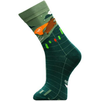 Image of Bitcoin Bull sock